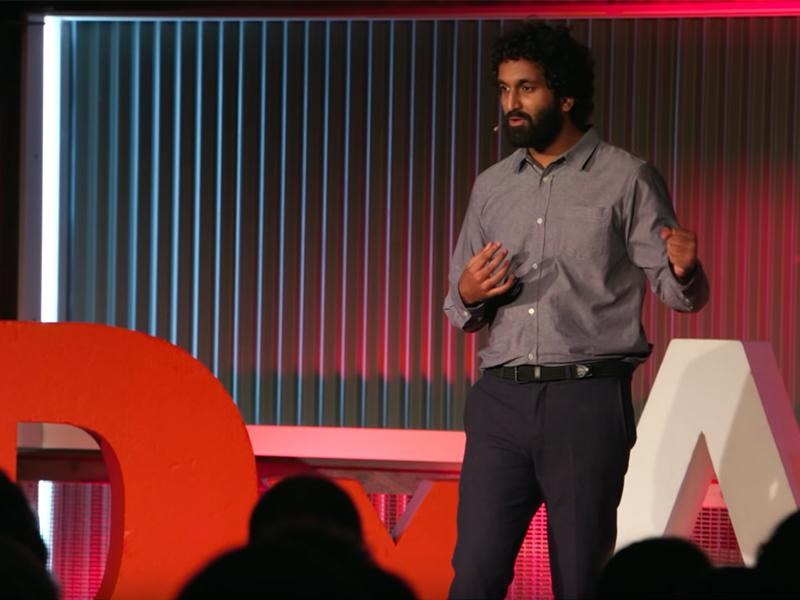 Tedx Auckland - Zeshan Qureshi
