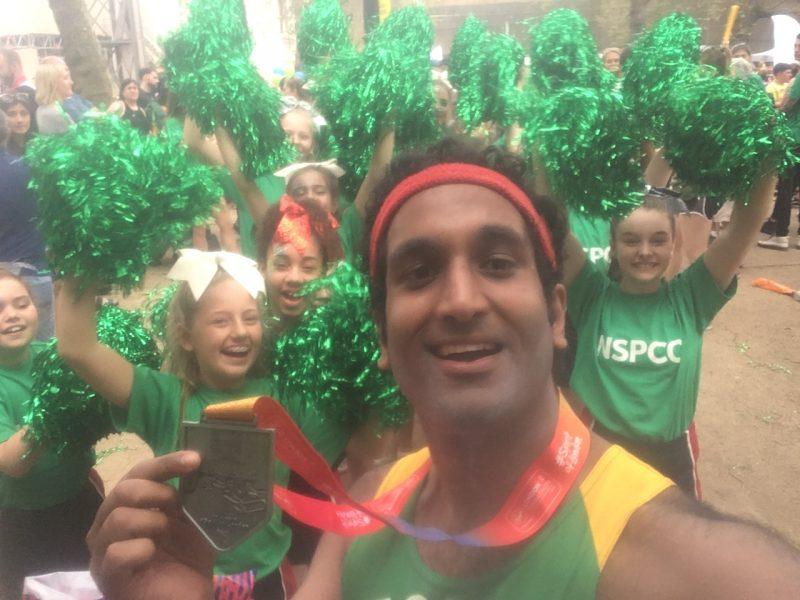 Reflections on the London Marathon